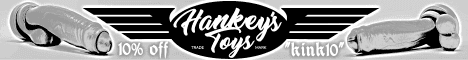 Mr Hankey's Toys - 'kink10' for 10% off